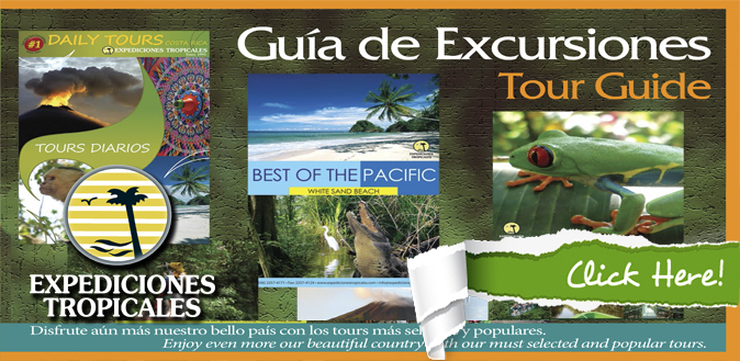 Expediciones Tropicales Costa Rica - Costa rica tour packages